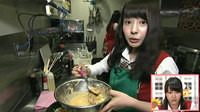 YNN AKB48 Cafe Live Cooking